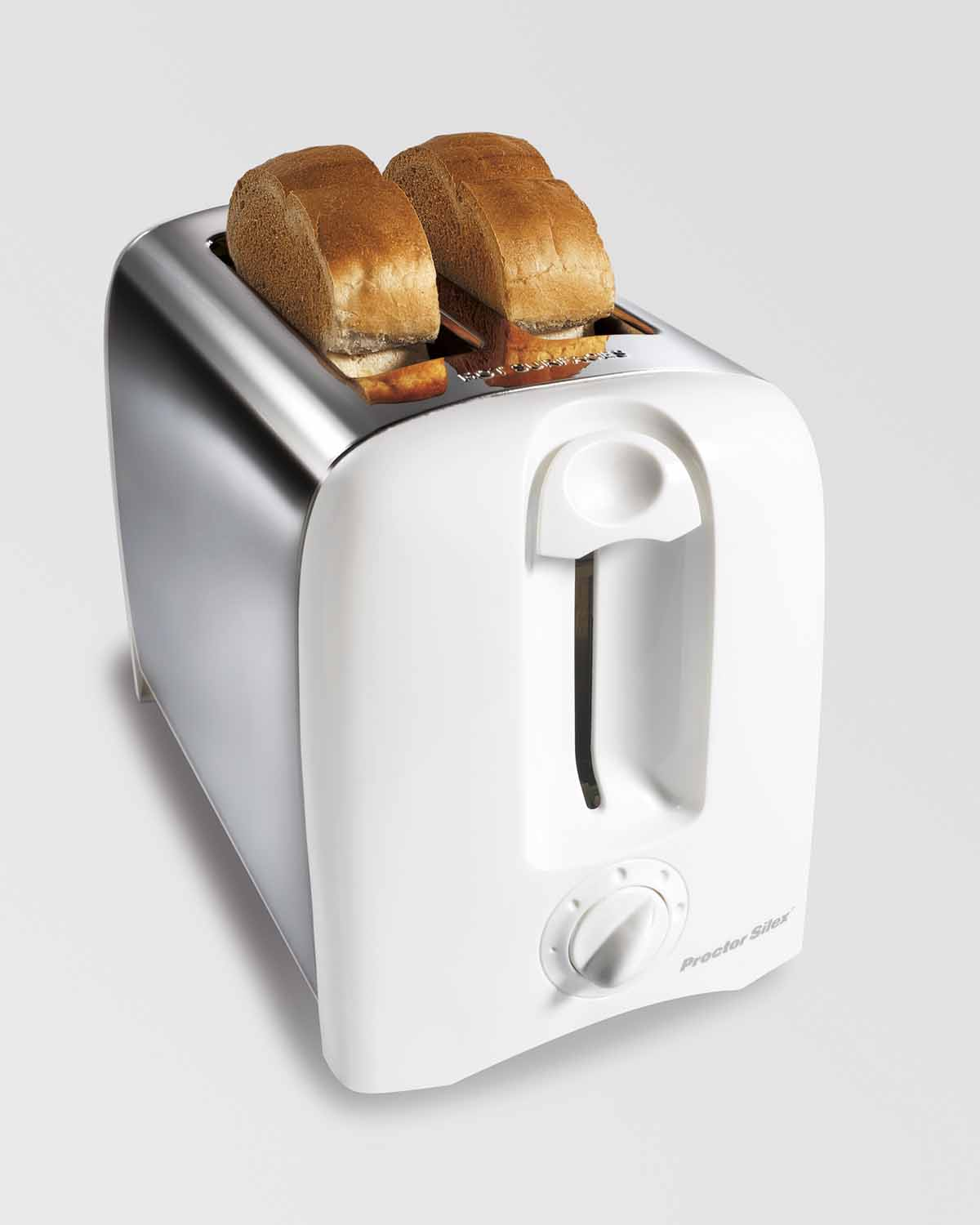 Proctor Silex Two Slice Toaster Stainless | 22609Y