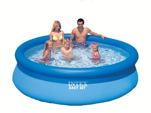 "Intex 15'x36"" Easy Set Above-Ground Pool 