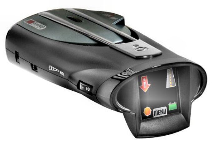 Cobra XRS-9965 15-Band Digital Radar & Laser Detector