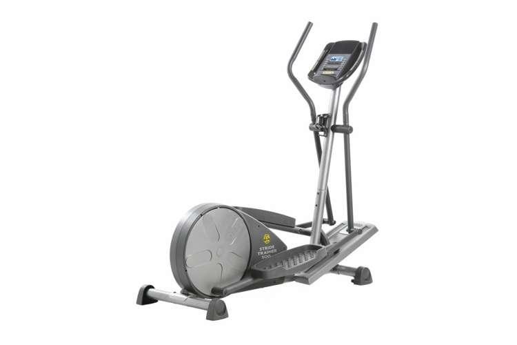 GGEL64907�GOLD'S GYM StrideTrainer 500 Elliptical Fitness Trainer