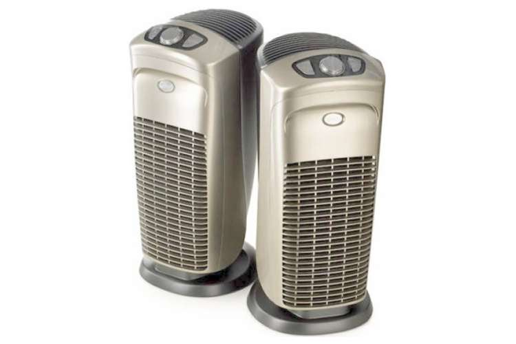 HR30713�2 Pack Hunter Home Air Purifier Ionizer 30713 (Refurbished)