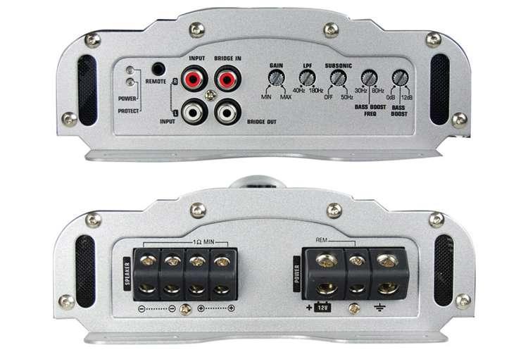 AP15001D�Audiopipe AP15001D 1500W Mono D Amplifier