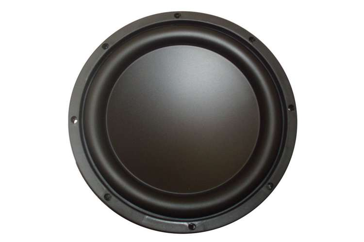 "BM12D4�Q-power Black Mamba BM12D4 12"" 60oz Magnet 2400W Subwoofers (Pair)"