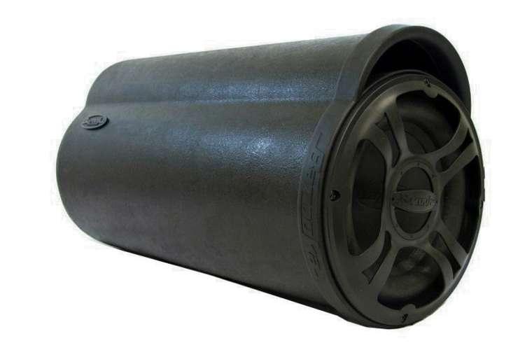BTA6100�Bazooka BTA6100 6.5-Inch Amplified Subwoofer Tube