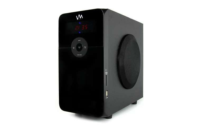 VM-VMHS511�VM Audio 5.1 Multimedia Surround Sound System | VMHS511