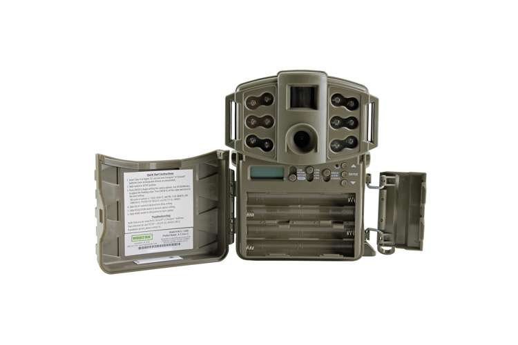 12588�Moultrie A-5 Game Spy Low Glow Infrared Digital Trail Camera - 5 MP