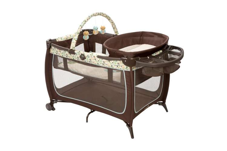 PY206AFW�Safety 1st Prelude Play Yard & Travel Crib - Owls | PY206AFW