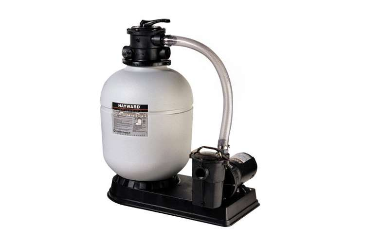 Hayward Pro Series S180t93s Above Ground Swimming Pool Sand Filter 1 5 Pump