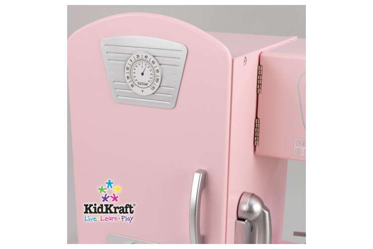 53179�KidKraft Vintage Kitchen (Pink) | 53179