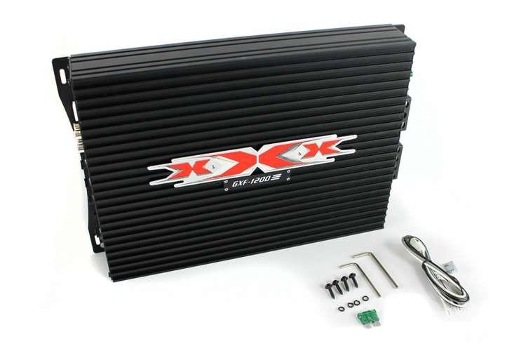 Xxx Xbx 1200 12 Inch 1200w Subwoofers Amplifier