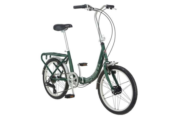 "S2280A�Schwinn Loop 20"" Compact Alloy Folding Bike   S2280A"