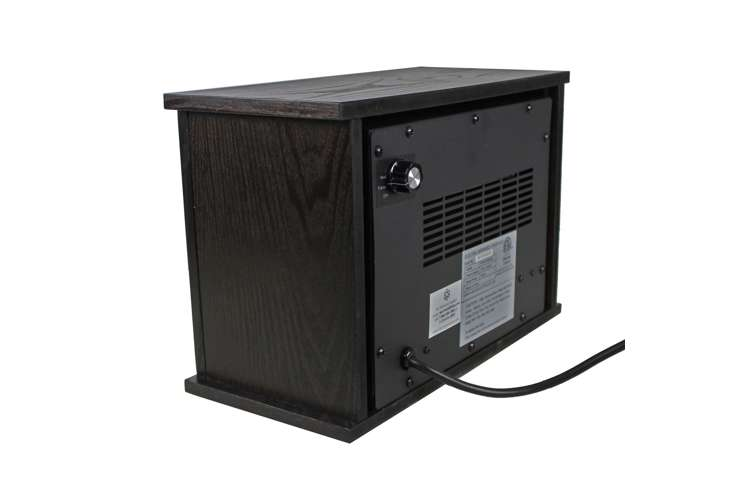 LS-PCFP1056�LifeSmart LifePro LS-PCFP1056 750W Infrared Quartz Mini Fireplace Heater